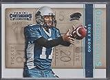 2015 Panini Contenders Tony Romo Cowboys Old School Colors Football Card #48
