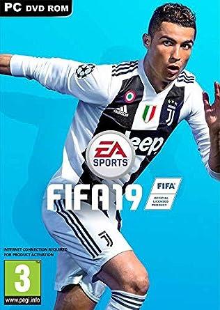 FIFA 19 pc dvd-ის სურათის შედეგი