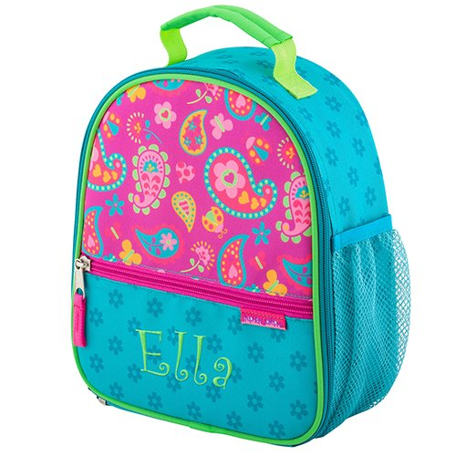 GiftsForYouNow Paisley Personalized Lunch Box (Personalized Lunch Box)
