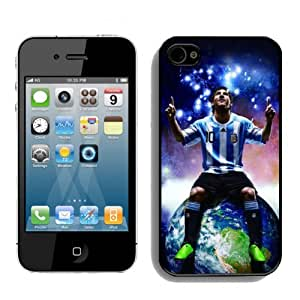 SevenArc Messi Iphone 4 Or Iphone 4S Case For Messi Fans