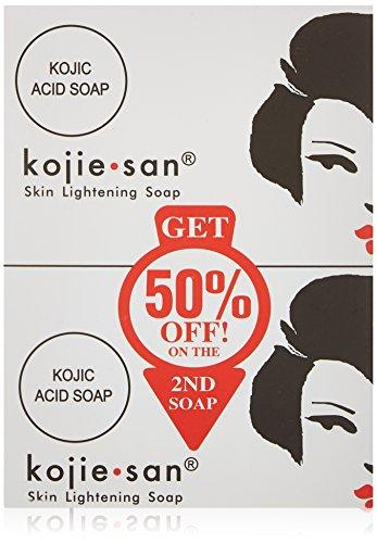 Kojie San Lightening Soap – Pack of 2