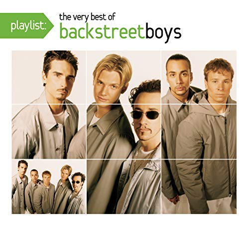 Playlist: The Very Best Of Backstreet Boys (Backstreet Boys Playlist The Very Best Of Backstreet Boys)