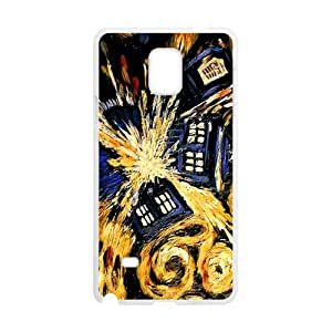Magical oil painting house Cell Phone Case for Samsung Galaxy Note4