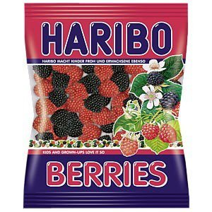 Haribo Berries, 200g