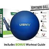 URBNFit Mini Pilates Ball - Small Exercise Ball for