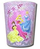 Disney Princess Painted Plastic Wastebasket, Baby & Kids Zone