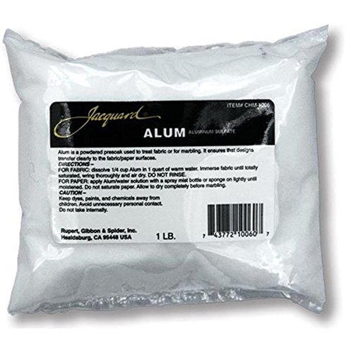 Jacquard Products Alum, 1-Pound (CHM1006) by Jacquard