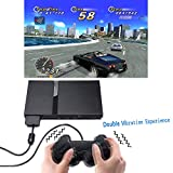 Saloke Wired Gaming Console for Ps2 Double Shock