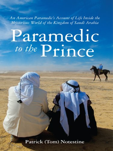 Amazon paramedic to the prince an american paramedics account paramedic to the prince an american paramedics account of life inside the mysterious world of fandeluxe Choice Image