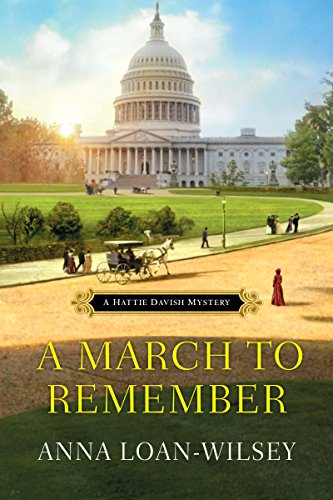 A March to Remember (A Hattie Davish Mystery Book 5)