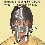 (US) Mf Doom Rapper Madvillain Gladiator Mask Chin Strap