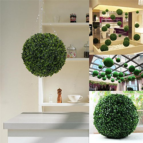 Leaf Ball Topiary (5