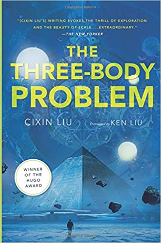 The three body problem goodreads giveaways