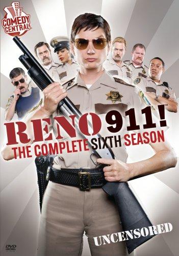 Reno 911!: Season 6 -  DVD, Cedric Yarbrough