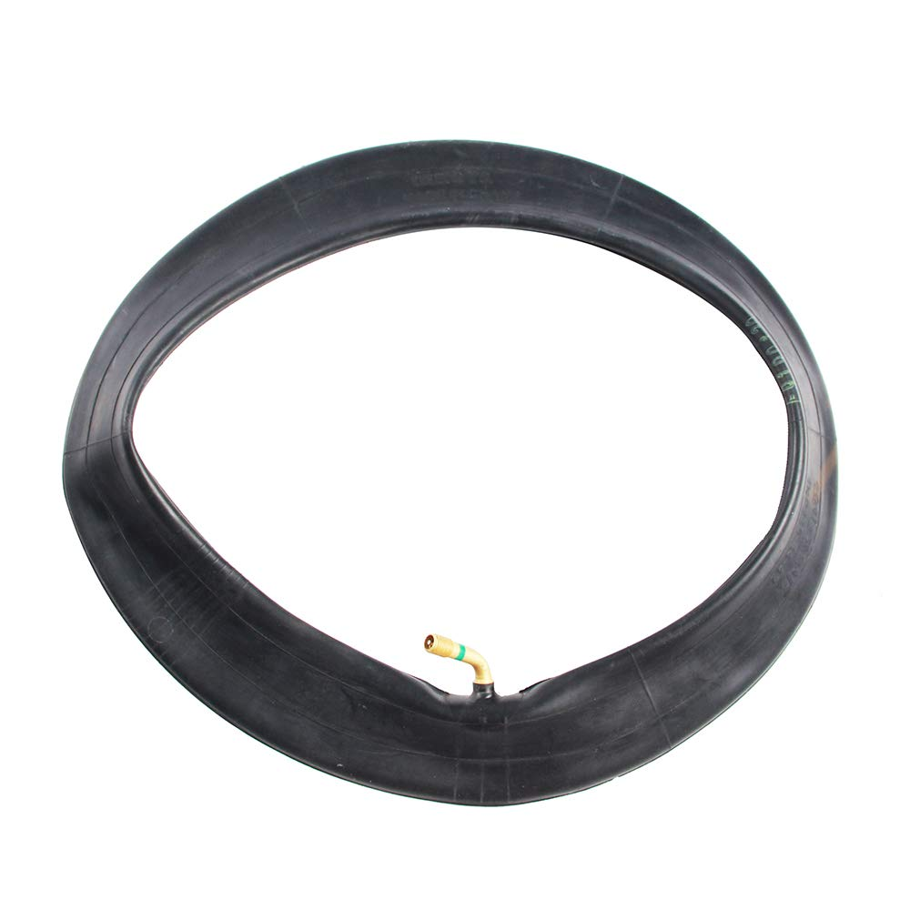 With Upgraded Metal Valve Caps 2 x Jeep Liberty Stroller Pushchair Inner Tubes 12 1//2-45 Degree Bent//Angled Valve