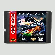 Batman Forever 16 bit SEGA MD Game Card For Sega Mega Drive For Genesis ,Sega Genniess-Sega Ninento,16 bit MD Game Card