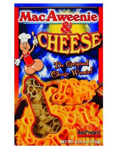 Macaweenie and cheese (Package Of 6) Half Case by Hott Products