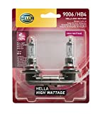 hella headlight bulbs - HELLA 80WTB Wattage-80W High Wattage 9006 Bulbs, 12V, 2 Pack