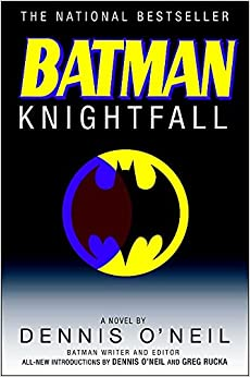 Book BATMAN: KNIGHTFALL (Bantam Spectra Book)