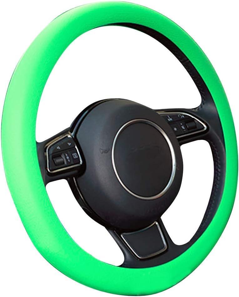 Mayco Bell Istn unisex da interno auto decorare multicolor diametro 38/cm antiscivolo gel di silice auto sveglia volante coperture per le donne accessori per bambina