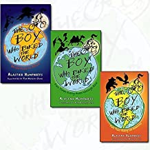 The Boy Who Biked the World Collection Alastair Humphreys 3 Books Bundle (On the Road to Africa,Riding the Americas,Riding Home Through Asia Part 3) by Alastair Humphreys (2016-11-07)