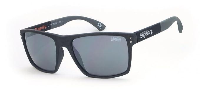 66249bb6b2 Superdry Kobe 165 Sunglasses Dark Grey  Amazon.co.uk  Clothing