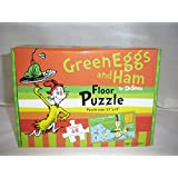 "Green Eggs and Ham by Dr. Seuss Floor Puzzle, 27""x17"""