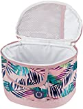 Zuca Sport Bag - Pink Oasis with Gift Lunchbox and
