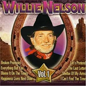 willie nelson vol 1willy nelson amazoncom music