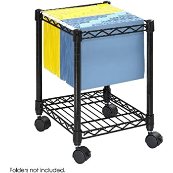 rolling file cart costco mobile with locking lid products compact letter legal size folders sold separately black handle