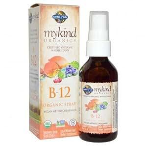 My kind Organics - Organic B12 Spray 2oz