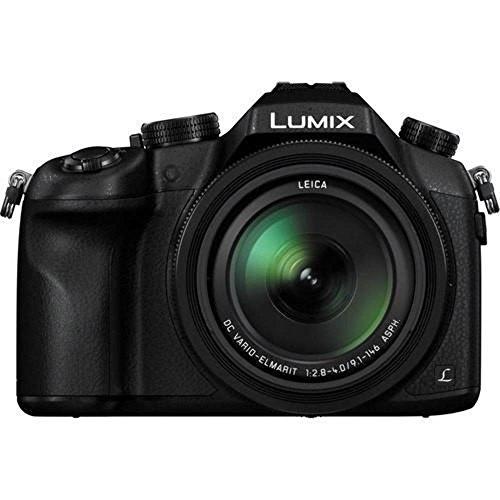 Panasonic LUMIX FZ1000 4K Point and Shoot Camera, 16X LEICA DC VARIO-ELMARIT F2.8-4.0 Lens, 21.1 Megapixels, 1 Inch High Sensitivity Sensor, DMC-FZ1000 (USA BLACK)