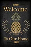 Pineapple Welcome to Our Home Decorative Flag Double Sided (House 28 x 40 Inches) Review