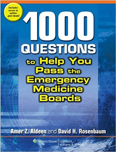 Amazon.com: 1,000 Questions to Help You Pass the Emergency ...