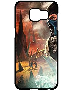 3984970ZA552597200S6 Hot Tpu Cover Case For Samsung Galaxy S6/S6 Edge Case Cover Skin - Mortal Kombat Fighter Krystle Night Elf's Shop