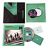 THE CONNECT : DEJAVU [ Ver. IV ] - MONSTA X Album CD + Booklet + 2 Photocards + FREE GIFT / K-POP Sealed
