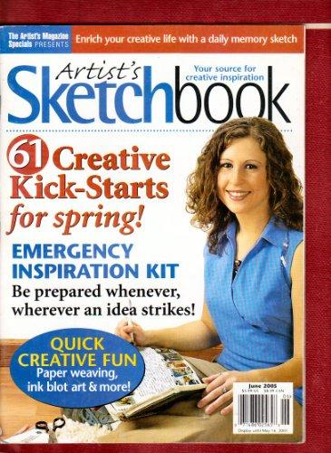 Artists sketckbook June 2005
