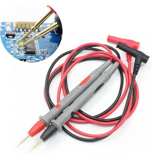 1000V 20A Needle Point Multi Meter Test Probe/Lead For Digital Multimeter Fluke - Needle Probe