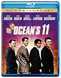 Ocean's 11 (50th Anniversary) [Blu-ray]