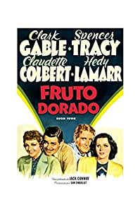 Fruto Dorado (Boom Town) [Italia] [DVD]