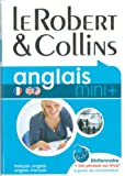 Robert and Collins Mini Plus Anglais, Collectif, 2849026123