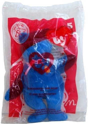 "3.2/"" TY Beanie Boos Key Clip New Girl Gift Blue Fish AQUA With Tag Plush Toy"