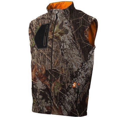 Gerbing's Mountain Sport Fleece Camo Vest-Small