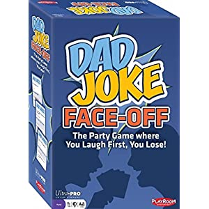 Ultra Pro Dad Joke Face-Off | NEW Comedy Trailers | ComedyTrailers.com