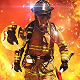 4 Pieces Firefighter Pocket Tools Stainless Steel