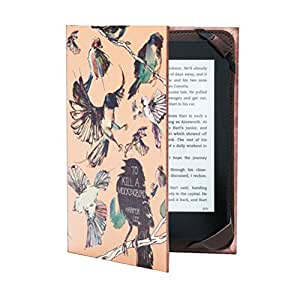 """Classic Book Cover Case for ALL 6"""" Amazon kindle ereader including new Paperwhite and Touch Screen - To Kill a Mockingbird"""