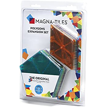 Amazon Com Magna Tiles Clear Colors 32 Pc Set Toys Amp Games