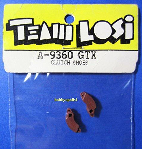 Qiyun Team Losi A 9360 Clutch Shoes Teflon Composite 2 Parts for GTX Truck LOSA9360