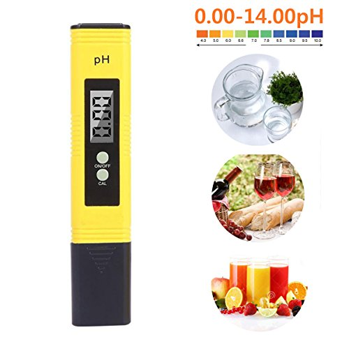 Pocket Pen Digital pH Meter Tester Hydroponic Aquarium - 5