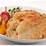 Tampa Maid Captain Joe Stuffed Flounder Fillet, 5 Ounce -- 24 per case.